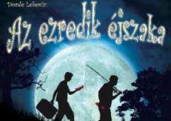 Đorđe Lebović: Az ezredik éjszaka – Alkalmi Társulat