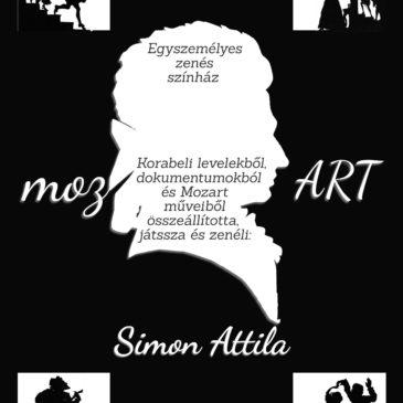 2018.07.19.19:00 Simon Attila: Amfi mozART