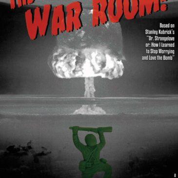 The War Room in Debrecen!